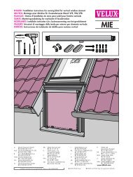 MIE - Velux