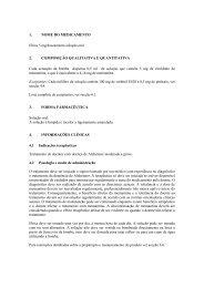 1. NOME DO MEDICAMENTO Ebixa 5 mg/doseamento ... - Lundbeck