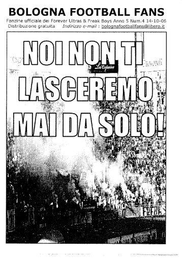 fanza n°4 - Forever Ultras 1974