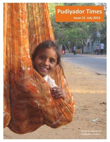 Issue 15 Jul 2013 - Pudiyador