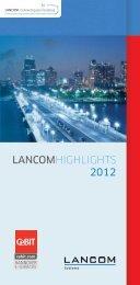 CeBIT 2012 Highlights - LANCOM Systems