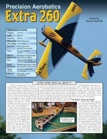 The Build:- Pimp My Flight - Precision Aerobatics