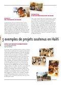 Fiche descriptive Haïti - Terre des Hommes Suisse - Page 3