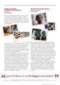 Fiche descriptive Haïti - Terre des Hommes Suisse - Page 4
