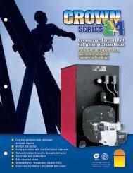 Crown Boiler Series 24 Commercial Boilers - LSKair