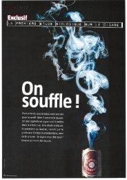 Amateur de Cigare - Association Droit des Fumeurs