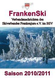 Leistungssport alpin - Skiverband Frankenjura
