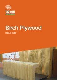 Birch Plywood Birch Plywood - ITM Timber Merchants