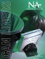 Can Liners - Welcome to North American