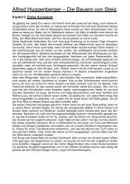 Kapitel 5 Erstes Kunstwerk - Alfred-Huggenberger-Gesellschaft