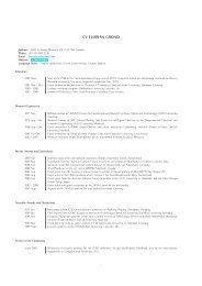 CV as PDF - florian grond