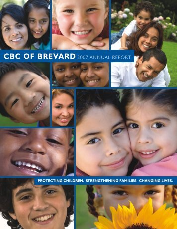 CBC Annual Report.cdr - Brevard Family Partnership