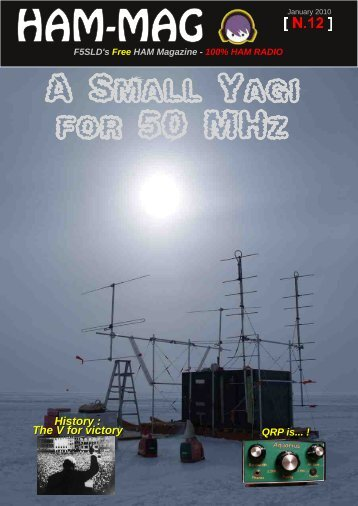 A Small Yagi for 50 MHz - ONZ.be