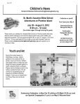 PostMark Newsletter May2012 - St. Mark's Episcopal Church - Page 6
