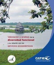 Valoración y análisis de la diversidad funcional y su relación con los ...