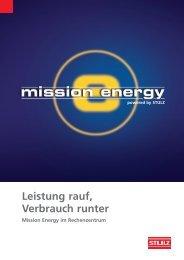 Mission Energy Broschüre dt - Kloiber Kühlung