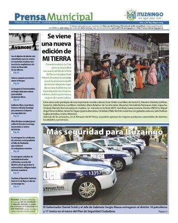 Se viene una nueva edición de MI TIERRA - Ituzaingó