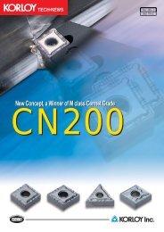 CN200 - Korloy.com