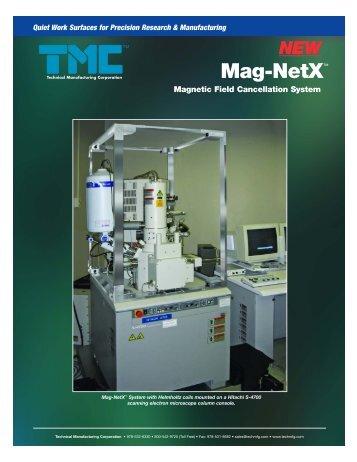 TMC Mag-NetX 4p