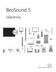 BeoSound 5 - BeoForum.dk
