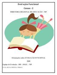 Evolução Funcional Conae - 2 - Secretaria Municipal de Educação
