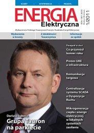 numer 1/2011 - E-elektryczna.pl