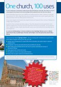 attendees will get the chance to win £5,000 for their church idea - Page 2