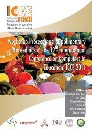 Workshop Proceedings - Nectec