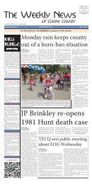 The Weekly News 05-23-12 indd - The Weekly News of Cooke County