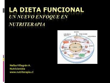 LA DIETA FUNCIONAL Un nuevo enfoque en nutriterapia