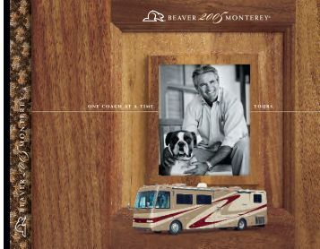 2005 Beaver Monterey Brochure