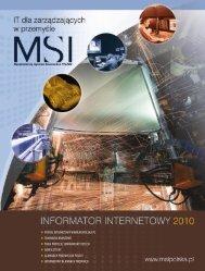 targi protech, seminarium systech - MSI Polska
