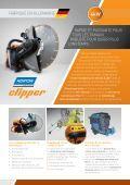 Brochure découpeuses thermiques - Norton Construction Products - Page 2