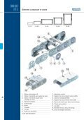 Chaines porte-câbles - série SL - SERMES - Page 4