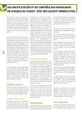 Décembre 2003 - Volume 19, n°3 - IED afrique - Page 6