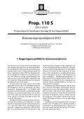 Prop. 110 S - Statsbudsjettet - Page 5