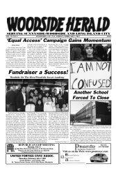 February 3, 2012 - Woodside Herald