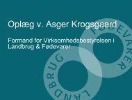 Andelsselskaber - Danmarks Landboungdom