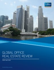 Global Office Real Estate Review - Colliers International Zurich