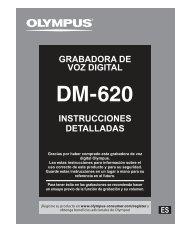 dm-620 - Olympus America