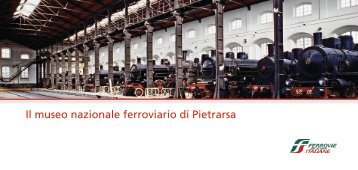 Il museo nazionale ferroviario di Pietrarsa