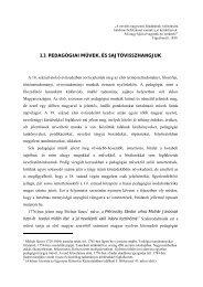 3.3. pedagógiai művek, és sajtóvisszhangjuk - Dr. Fehér Katalin