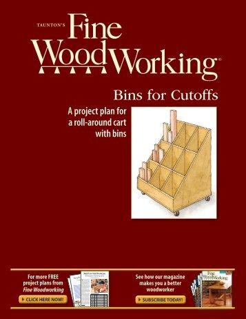 Bins for Cutoffs