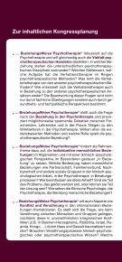 … BeziehungsWeise Psychotherapie - DGVT - Seite 6