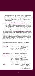 … BeziehungsWeise Psychotherapie - DGVT - Seite 7