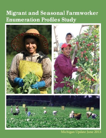Migrant and Seasonal Farmworker Enumeration ... - State of Michigan