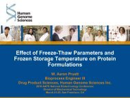 Effect of Freeze-Thaw Parameters and Frozen Storage Temperature ...
