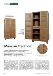 Artikel dds, Ausgabe 11/2008