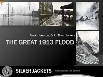 Flood of 1913 - Flood Risk Management Program