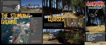 THE STOMPING GROUND - Bikepark Winterberg